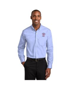 Red House® Tall Pinpoint Oxford Non-Iron Shirt